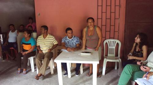 Reunión con Codirectores del FIEDS