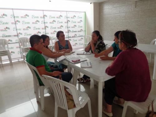Reunion con GAD-Provincial